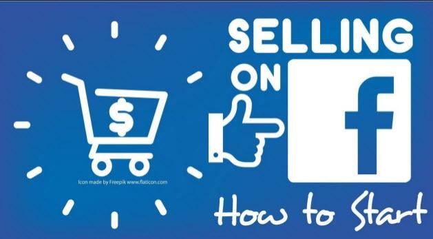 Cara Berjualan di Facebook Untuk Pemula