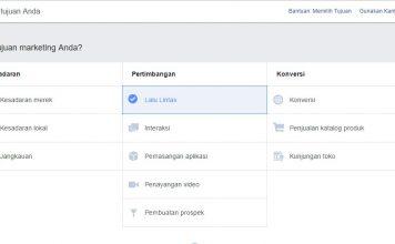 memahami kampanye dalam membuat facebook ads