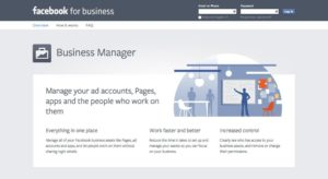 Facebook-Business-account