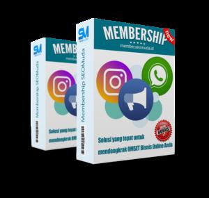 membership pembelajaran online marketing bersama seomuda
