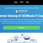 Kelas online digital marketing